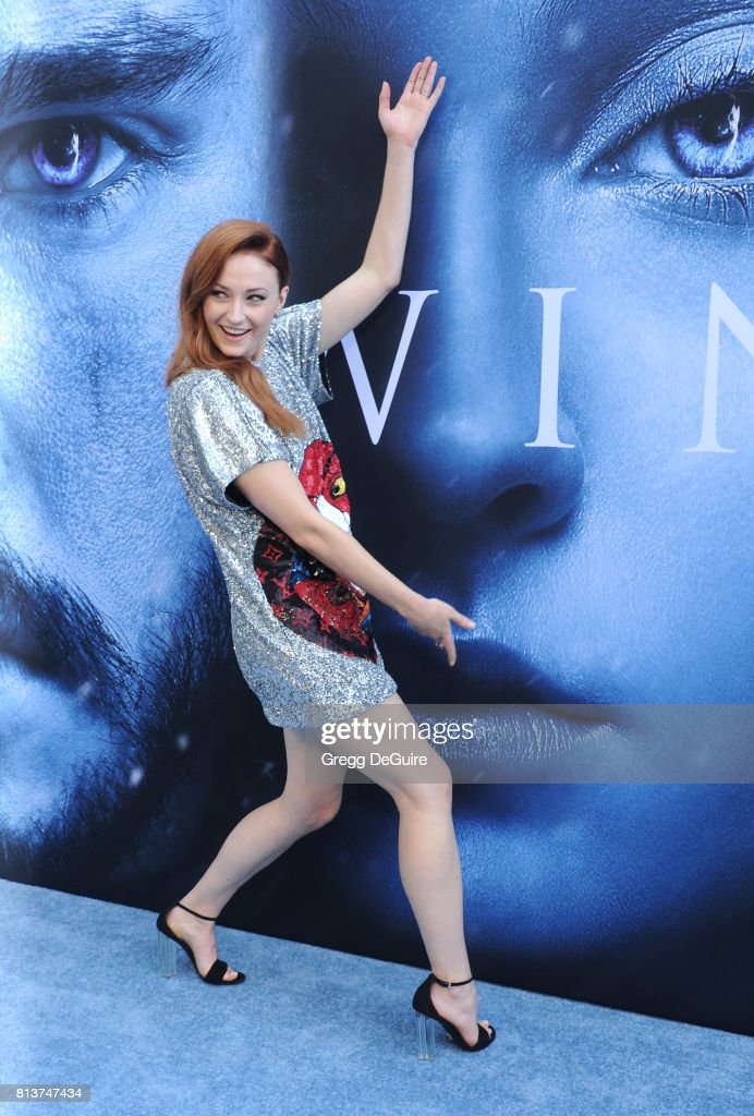 "Premiere Of HBO's ""Game Of Thrones"" Season 7 - Arrivals : News Photo"