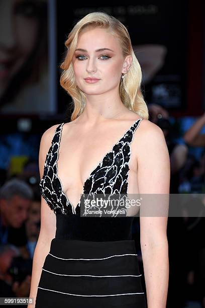 Actress Sophie Turner attends the Kineo Diamanti Award Ceremony during the 73rd Venice Film Festival on September 4, 2016 in Venice, Italy.