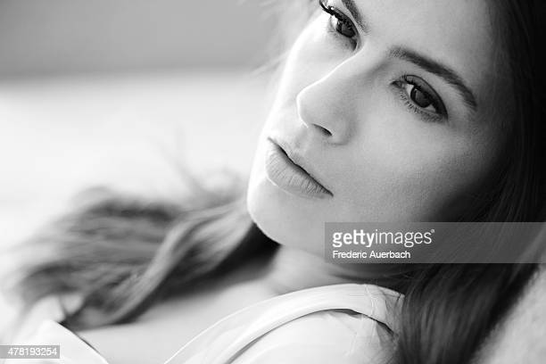 Actress Sophie Winkelman also referred to as the Lady Frederick Windsor is photographed for Self Assignment on May 11 2015 in Los Angeles California