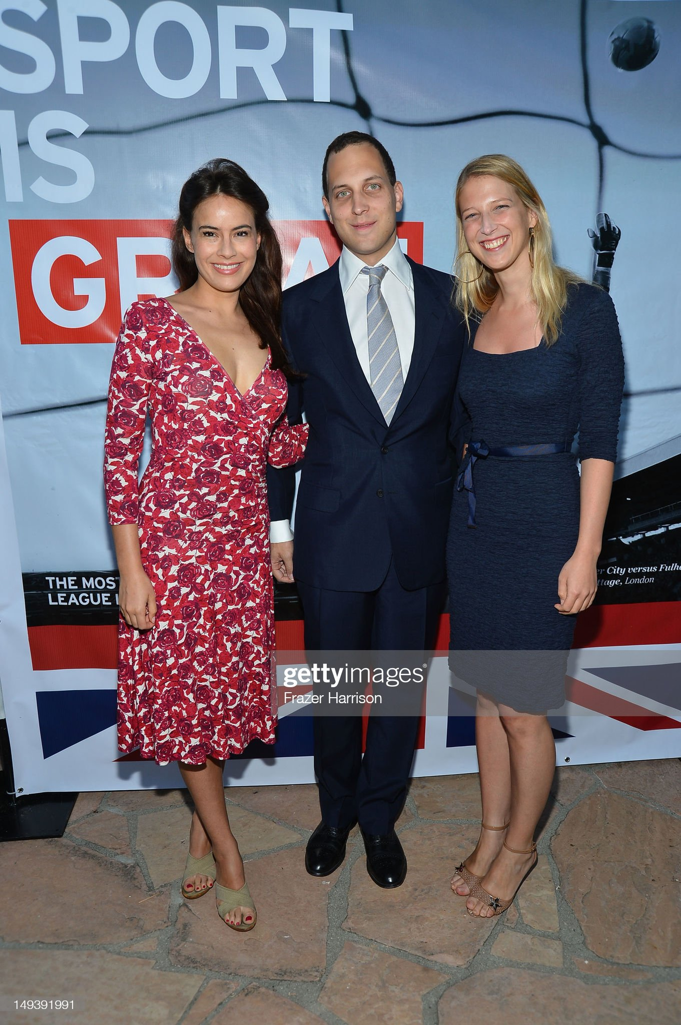 British Consulate Olympics Launch Reception : News Photo