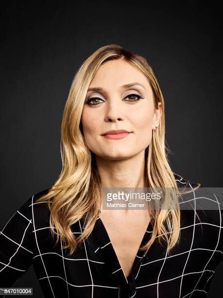 Actress Spencer Grammer from 'Rick and Morty' is photographed for Entertainment Weekly Magazine on July 22 2016 at Comic Con in the Hard Rock Hotel...