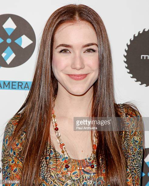 Actress Spencer Locke attends the 'Lights Camera Cure 2012 Hollywood DanceAThon' at Avalon on January 29 2012 in Hollywood California