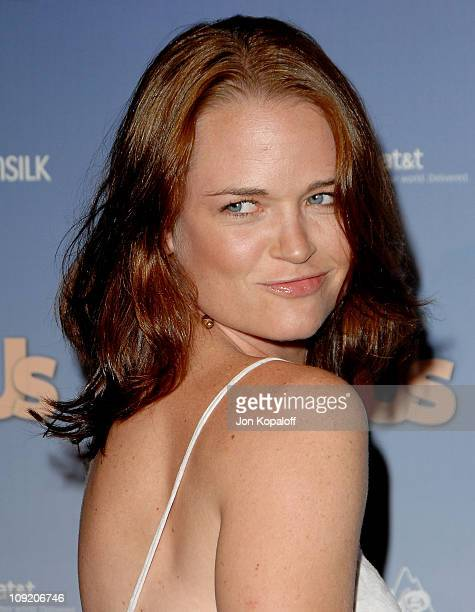 Actress Sprague Grayden arrives at the 'Us Weekly's Hot Hollywood 2007 Arrivals' at Opera on September 26 2007 in Hollywood California