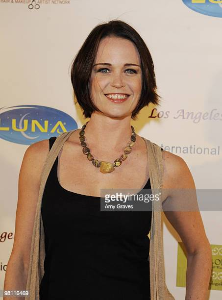 Actress Sprague Grayden attends the Los Angeles Women's International Film Festival Opening Night Gala at Libertine on March 26 2010 in Los Angeles...