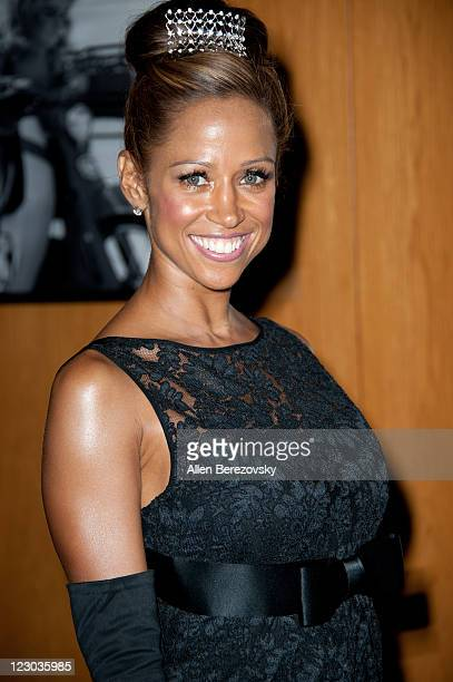 Actress Stacey Dash arrives at the 21st NAACP Theatre Awards at Directors Guild Of America on August 29 2011 in Los Angeles California