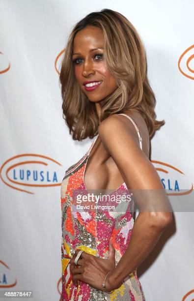 Actress Stacey Dash attends the 14th Annual Lupus LA Orange Ball at the Regent Beverly Wilshire Hotel on May 8 2014 in Beverly Hills California