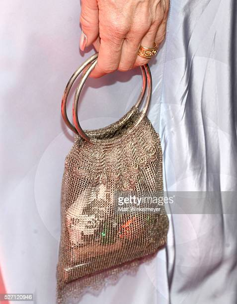 Actress Stacy Haiduk arrives at the 43rd Annual Daytime Emmy Awards at the Westin Bonaventure Hotel on May 1 2016 in Los Angeles California