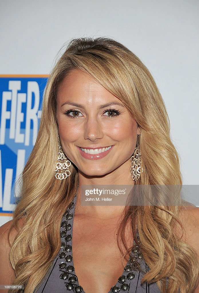 Actress Stacy Keibler attends poker pro Annie Duke's poker tournament to benefit After-School All Stars at the Commerce Casino on May 20, 2010 in Commerce, California.