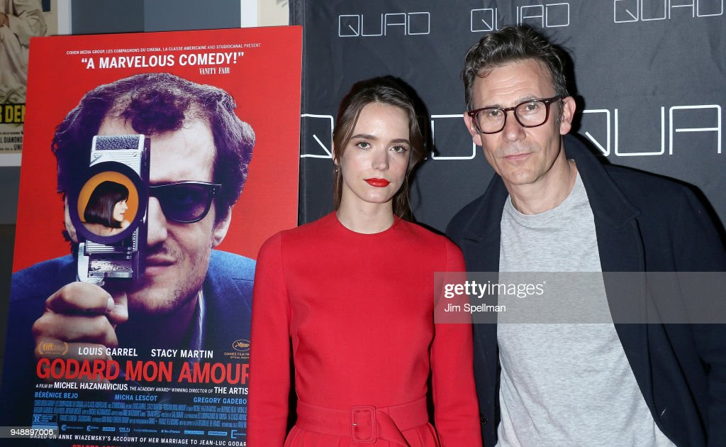 "Cohen Media Group And The Cinema Society Host The Premiere Of ""Godard Mon Amour"" - Arrivals"