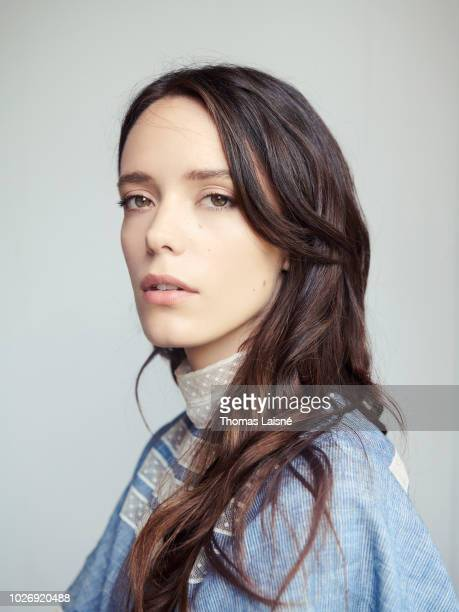 Actress Stacy Martin is photographed for Self Assignment on September 2018 in Venice Italy