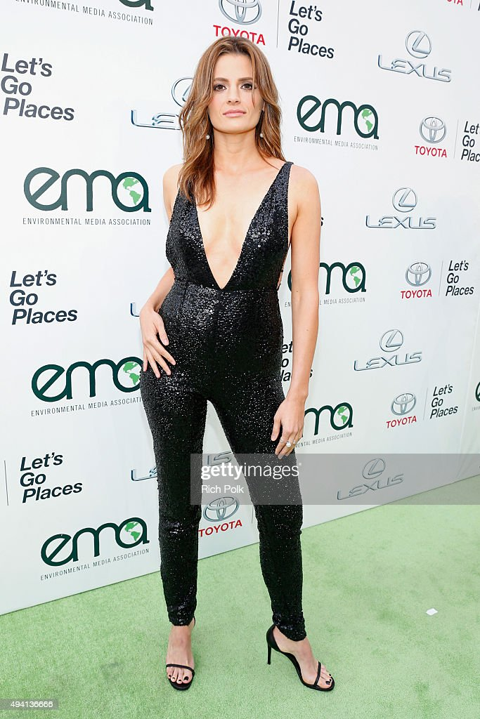 Environmental Media Association Hosts Its 25th Annual EMA Awards Presented By Toyota And Lexus - Red Carpet