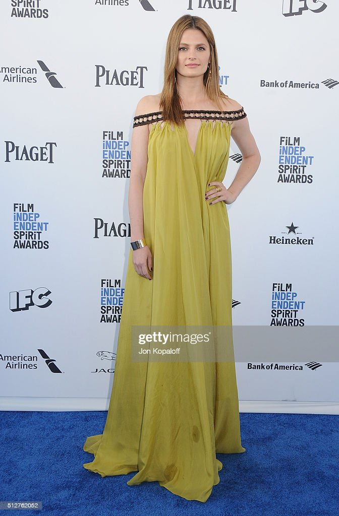 2016 Film Independent Spirit Awards - Arrivals