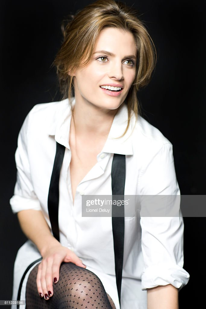 Stana Katic, Self Assignment, December 13, 2015
