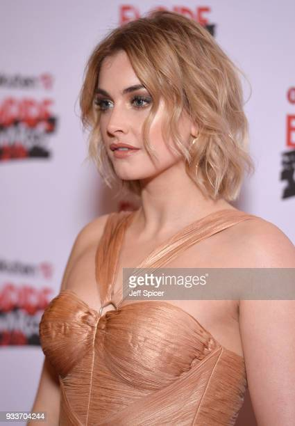 Actress Stefanie Martini attends the Rakuten TV EMPIRE Awards 2018 at The Roundhouse on March 18 2018 in London England