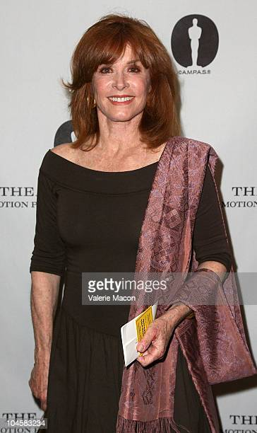 Actress Stefanie Powers attends Academy Of Motion Picture Arts And Sciences' 'Evening With Blake Edwards' on September 30 2010 in Beverly Hills...
