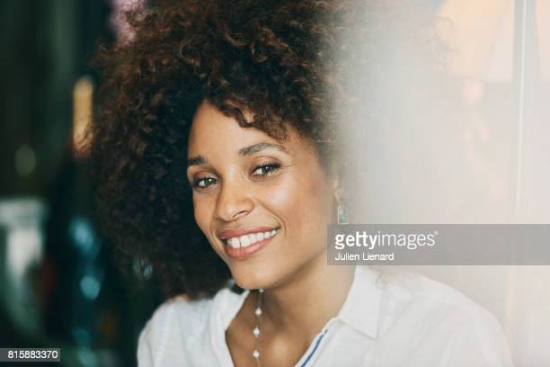 Actress Stefi Celma is photographed for Self Assignment on June 17 2017 in Cabourg France