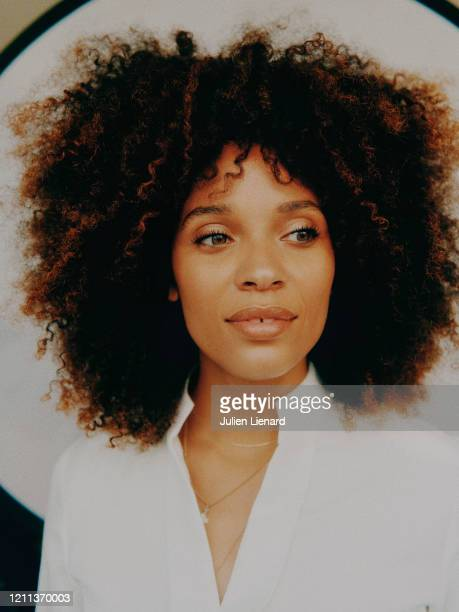 Actress Stefi Celma poses for a portrait on May, 2018 in Cannes, France. .