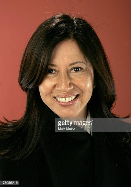 Actress Stella Arroyave from the film Slipstream pose for a portrait during the 2007 Sundance Film Festival on January 20 2007 in Park City Utah
