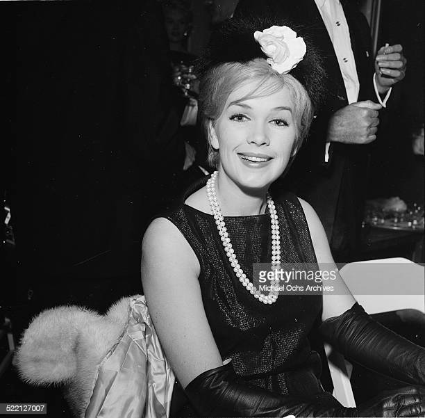 Stella Stevens Stock Photos And Pictures