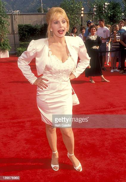 Actress Stella Stevens attends the Bob Hope The First 90 Years Television Special to Celebrate Bob Hope's 90th Birthday on May 1 1993 at NBC Studios...