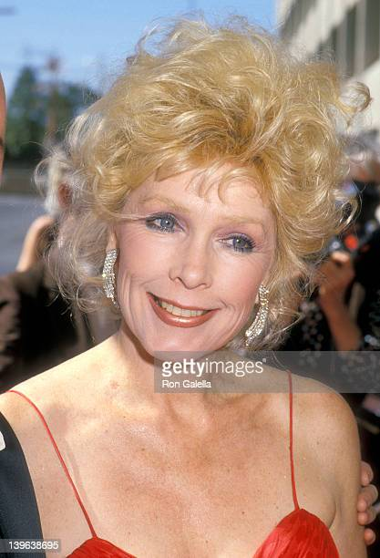 Actress Stella Stevens attends the Happy Birthday Bob50 Stars Salute Your 50 Years with NBC Television Special Celebrating Bob Hope's 85th Birthday...