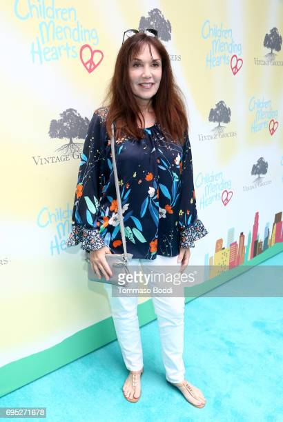 Actress Stepfanie Kramer attends Children Mending Hearts' 9th Annual Empathy Rocks on June 11 2017 in Bel Air California