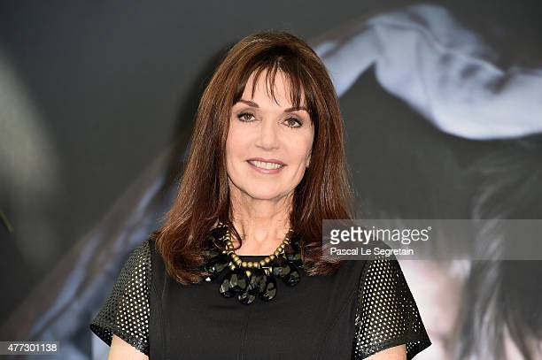 Actress Stepfanie Kramer from the TV series Hunter attends the 55th Monte Carlo TV Festival Day 4 on June 16 2015 in MonteCarlo Monaco