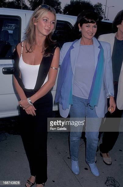 Actress Stephanie Beacham and daughter Chloe McEnery attend The Greatest Show on Earth Ringling Brothers and Barnum Bailey 126th Editiion to Benefit...