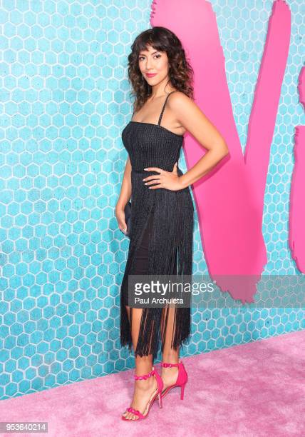 Actress Stephanie Beatriz attends premiere Starz Vida at the Regal LA Live Stadium 14 on May 1 2018 in Los Angeles California