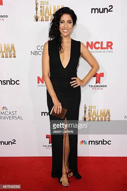 Actress Stephanie Beatriz attends the 2014 NCLR ALMA Awards at Pasadena Civic Auditorium on October 10 2014 in Pasadena California