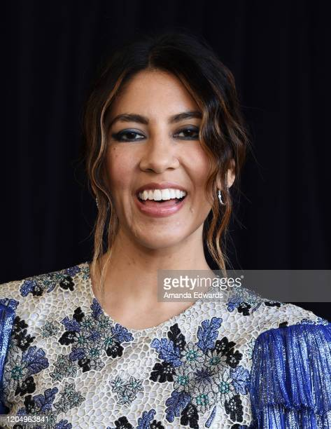 Actress Stephanie Beatriz attends the 2020 Film Independent Spirit Awards on February 08 2020 in Santa Monica California