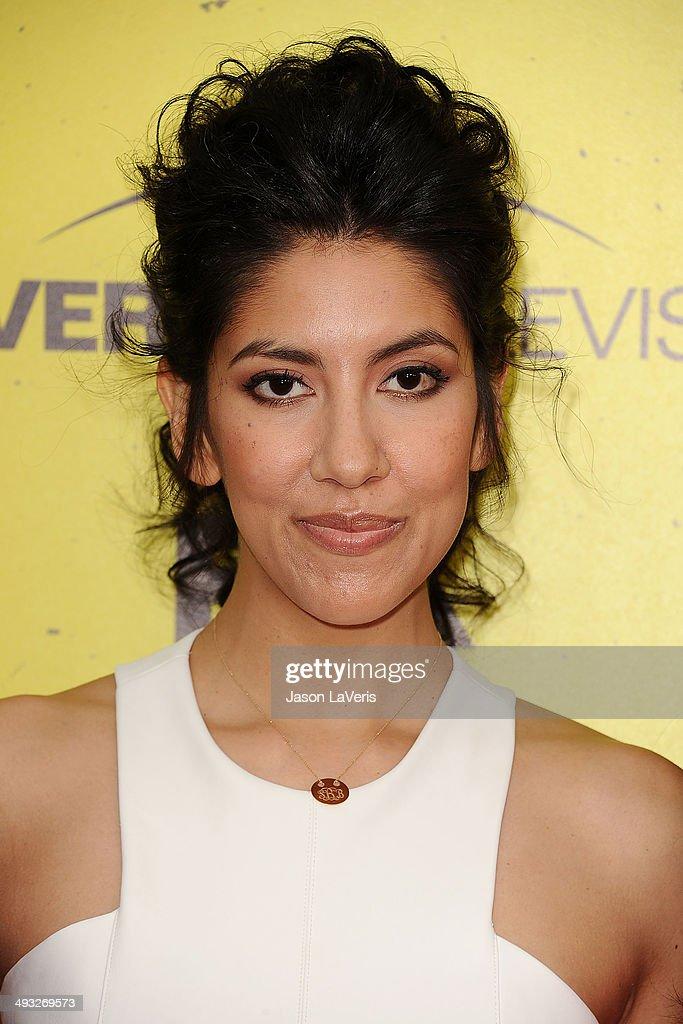 Stephanie Beatriz, Brooklyn Nine Nines Rosa on Rocking a