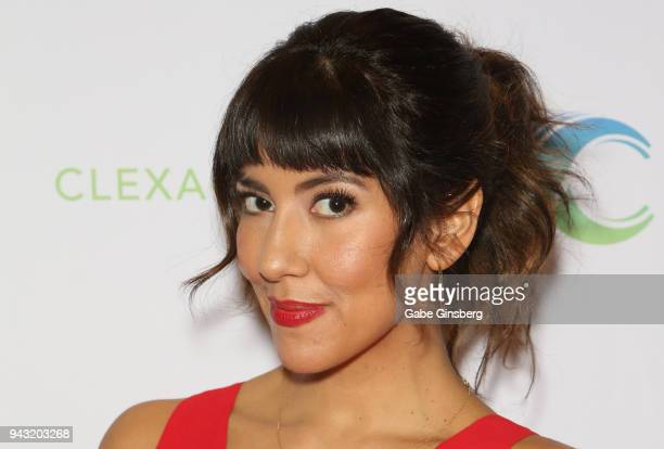 Actress Stephanie Beatriz attends the Cocktails for Change fundraiser hosted by ClexaCon to benefit Cyndi Lauper's True Colors Fund at the Tropicana...