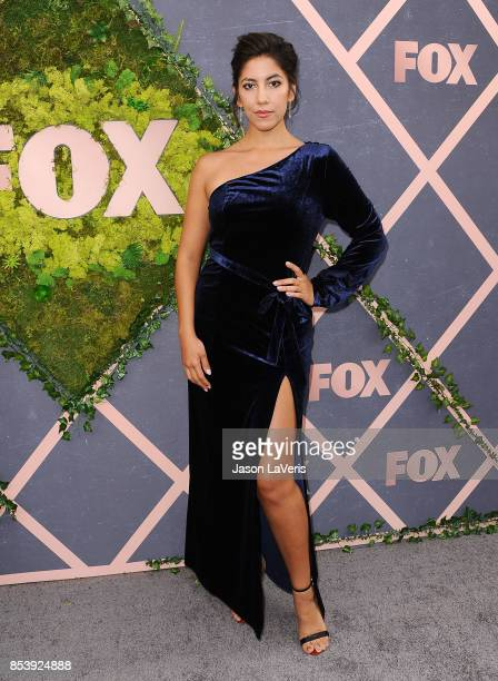Actress Stephanie Beatriz attends the FOX Fall Party at Catch LA on September 25 2017 in West Hollywood California