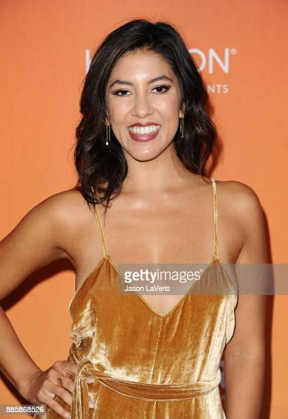 Actress Stephanie Beatriz attends The Trevor Project's 2017 TrevorLIVE LA at The Beverly Hilton Hotel on December 3 2017 in Beverly Hills California