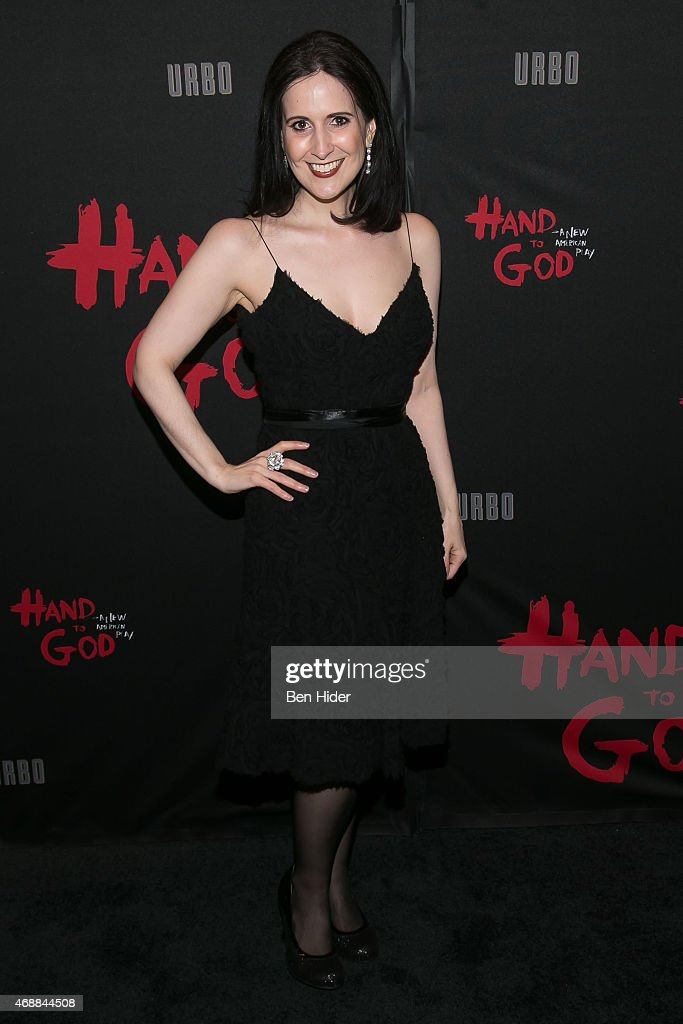"""""""Hand To God"""" Broadway Opening Night - Arrivals And Curtain Call"""