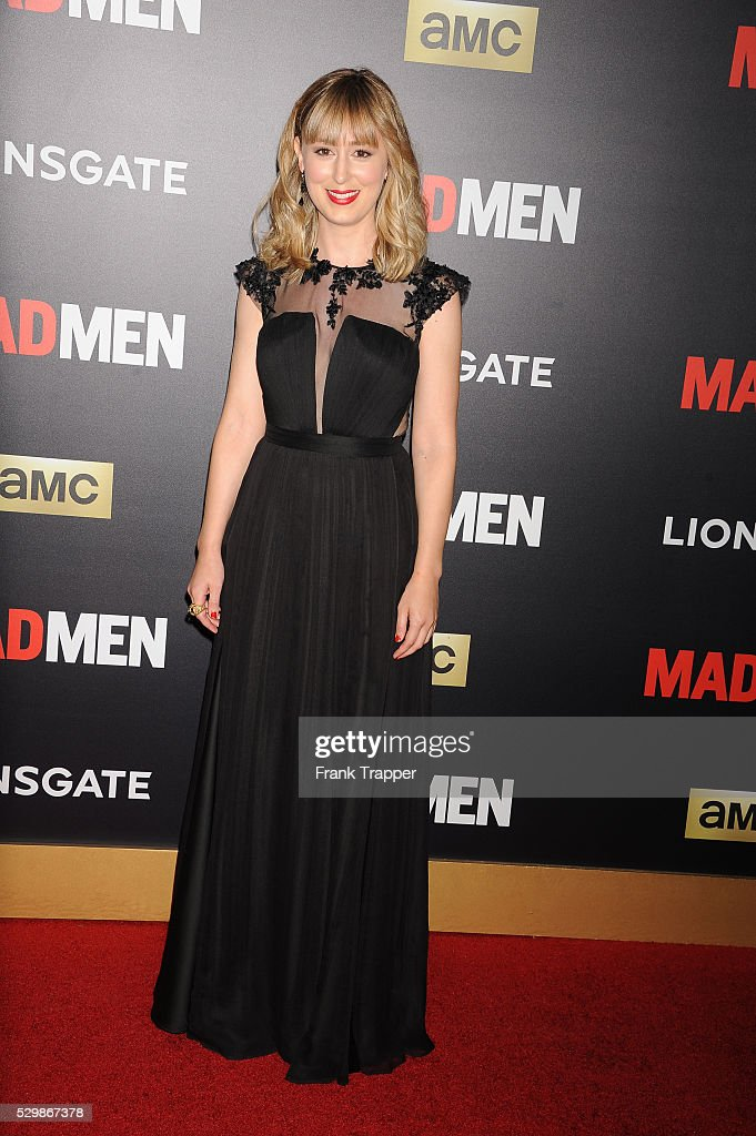 Usa Mad Men Black Red Ball Pictures Getty Images