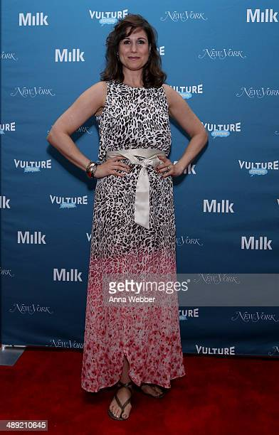 Actress Stephanie J Block attends Vulture Festival presented by New York Magazine at Milk Studios on May 10 2014 in New York City