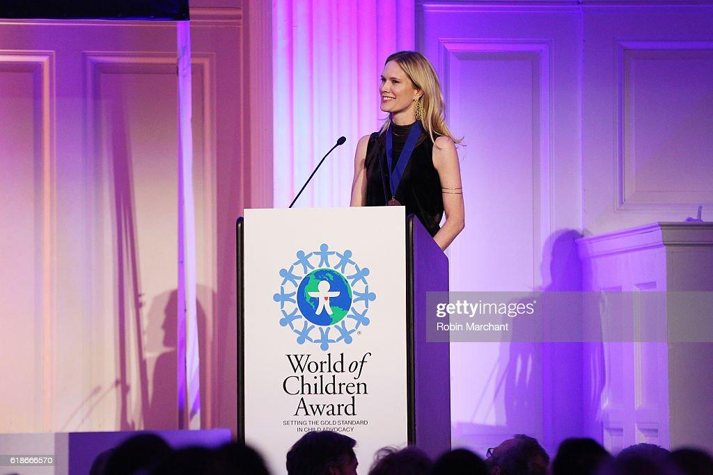 World of Children Awards Ceremony 2016