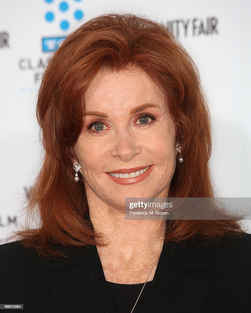 Actress Stephanie Powers attends the TCM Classic Film Festival screening of a 'A Star Is Born' at Grauman's Chinese Theater on April 22, 2010 in Hollywood, California.