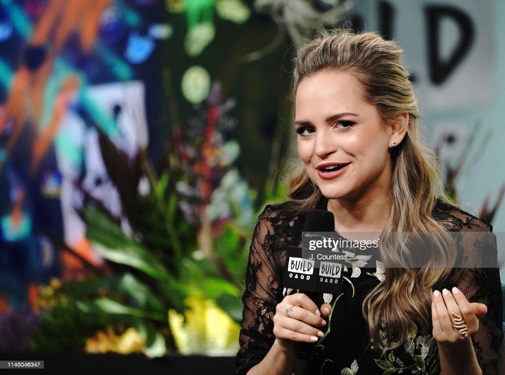 NY: Celebrities Visit Build - April 25, 2019
