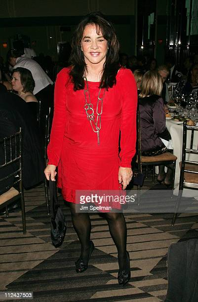 Actress Stockard Channing arrives at the 4th Annual Stella by Starlight Gala Benefit Honoring Martin Sheen at Chipriani 23rd st on March 17 2008 in...