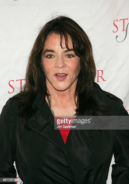 Actress Stockard Channing arrives at the 4th Annual Stella by Starlight Gala Benefit Honoring Martin Sheen at Chipriani 23rd st on March 17, 2008 in...