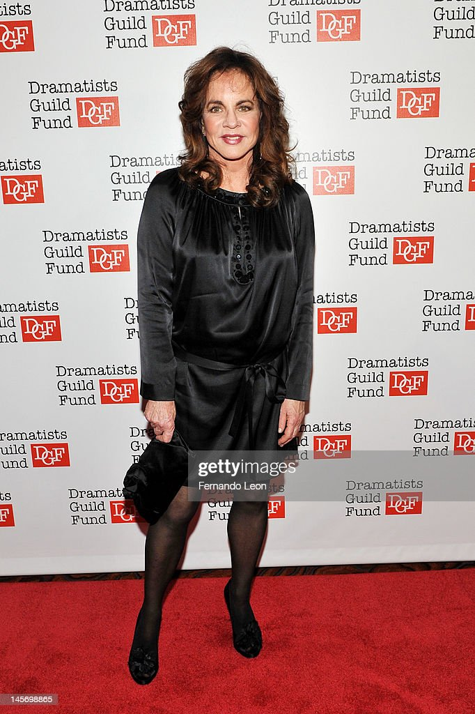 Actress Stockard Channing attends Dramatists Guild Fund's 50th Anniversary Gala Honoring John Kander at Mandarin Oriental Hotel on June 3, 2012 in New York City.