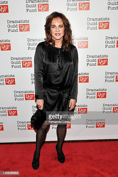 Actress Stockard Channing attends Dramatists Guild Fund's 50th Anniversary Gala Honoring John Kander at Mandarin Oriental Hotel on June 3 2012 in New...