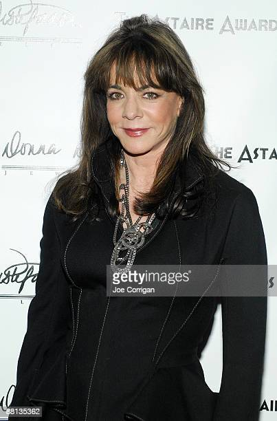 Actress Stockard Channing attends The Astaire Awards benefiting the Auditory Oral Foundation at The Fashion Institute of Technology on June 1 2009 in...
