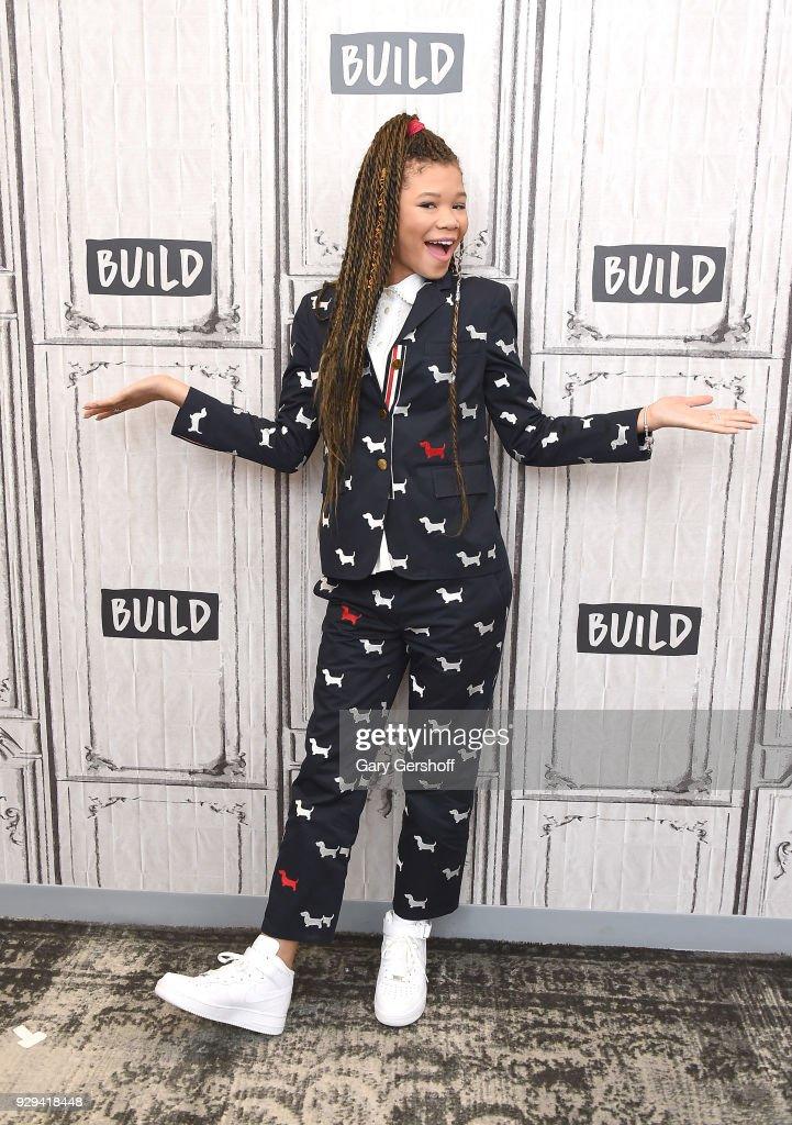 Celebrities Visit Build - March 8, 2018
