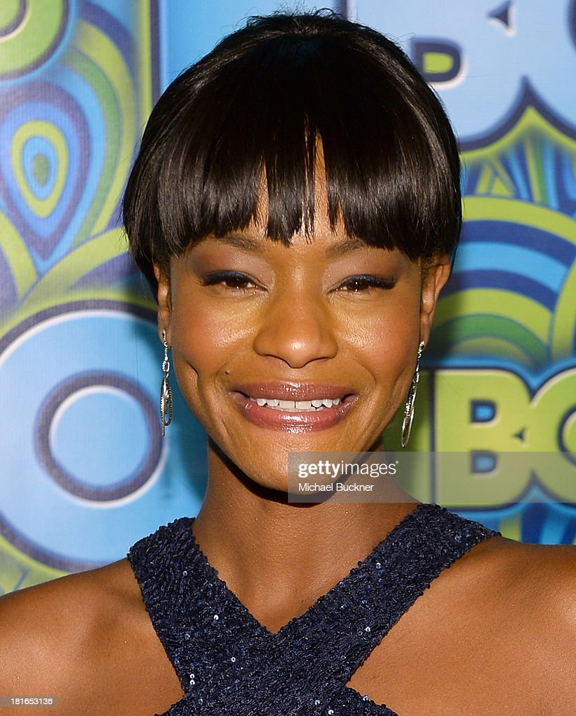 Actress Sufe Bradshaw attends HBO's Annual Primetime Emmy Awards Post Award Reception at The Plaza at the Pacific Design Center on September 22, 2013 in Los Angeles, California.