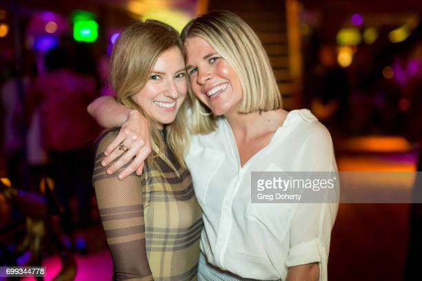 Actress Sugar Lyn Beard and Sierra Solis attend the Premiere Of AMC's Preacher Season 2 After Party on June 20 2017 in Los Angeles California
