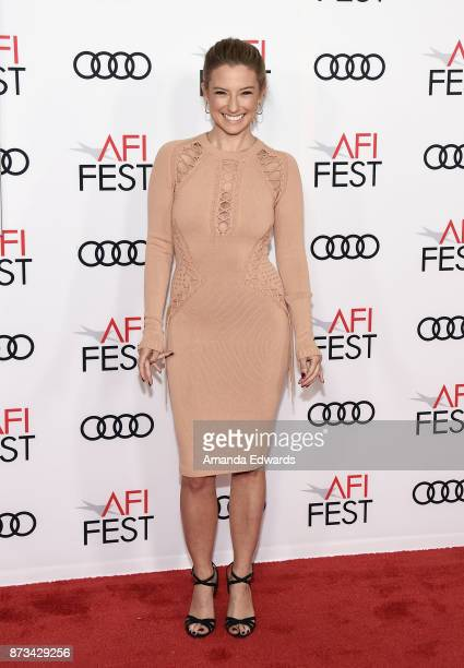 Actress Sugar Lyn Beard arrives at the AFI FEST 2017 Presented By Audi screening of The Disaster Artist at the TCL Chinese Theatre on November 12...